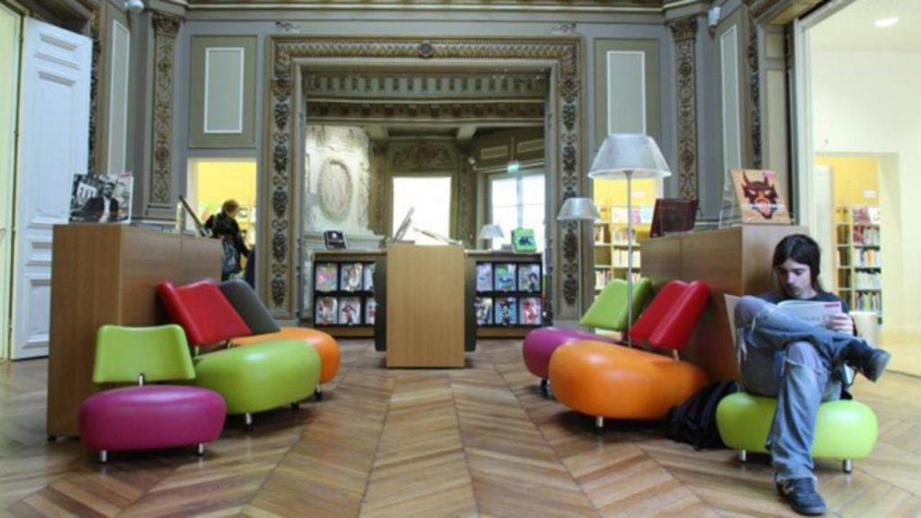 Bibliothèque Chaptal
