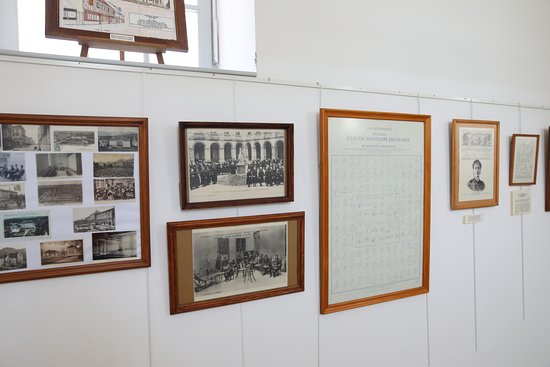 National Museum : Deaf History in Louhans