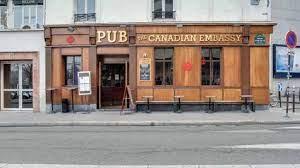 canadian embassy pub