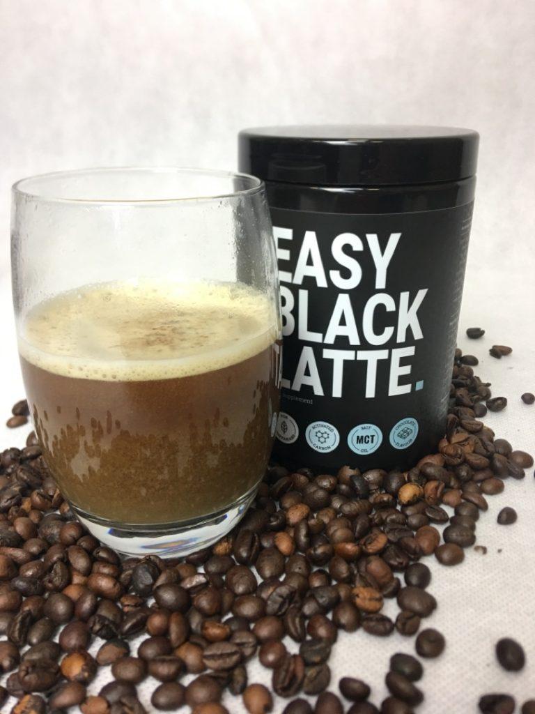 Easy Black Latte - mode d'emploi - achat - pas cher - comment utiliser