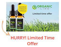 Organic line cbd oil - achat - composition - pas cher - mode d'emploi